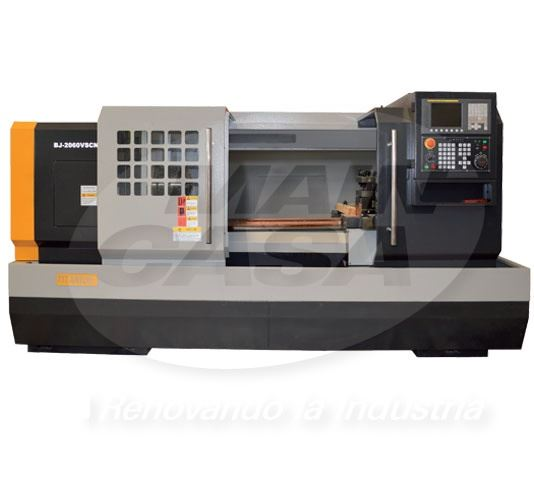 "TORNO CNC 20""X80""  VEL. VARIABLE"