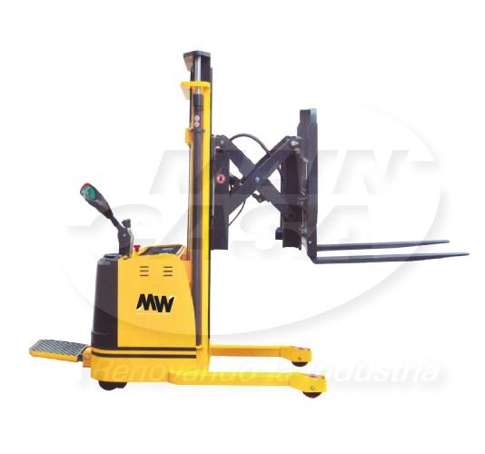 REACH STACKER ELECTRICO DE 1.2 TON